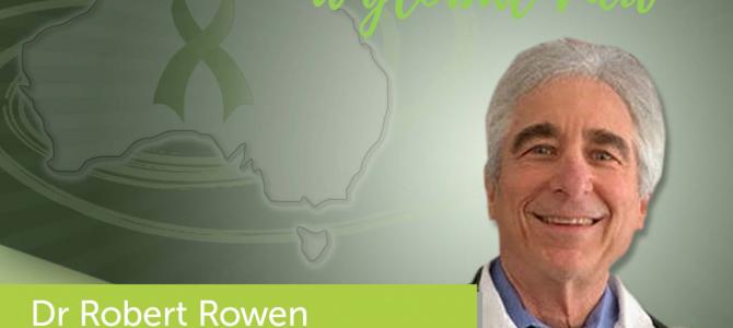 DR ROBERT ROWEN: LYME PATIENTS SHOULD PRACTICE A CLEAN DIET DAILY