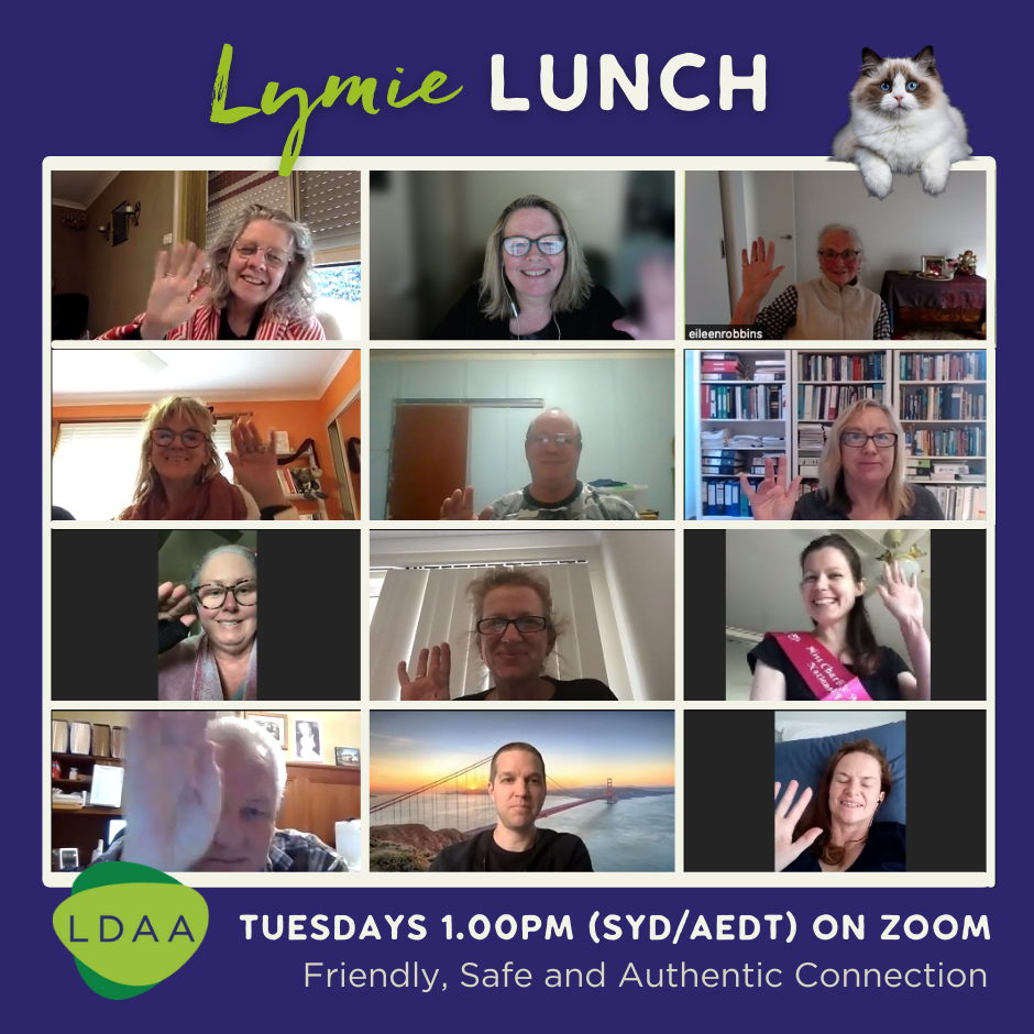 Lyme lunch