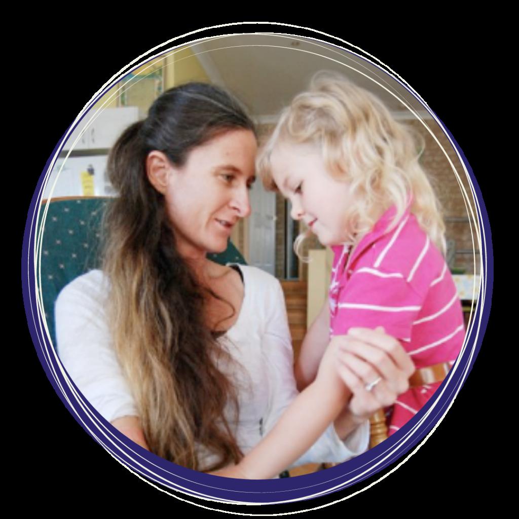 Natalie and Matilda - LDAA lyme disease